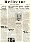 The Reflector, Vol. 25, No. 2, October 14, 1954 by New Jersey State Teachers College at Newark