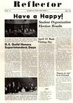 The Reflector, Vol. 25, No. 10, April 7, 1955