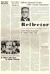 The Reflector, Vol. 26, No. 1, September 30, 1955 by New Jersey State Teachers College at Newark