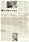 The Reflector, Vol. 26, No. 5, November 30, 1955 by New Jersey State Teachers College at Newark