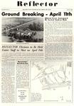 The Reflector, Vol. 26, No. 10, April 9, 1956