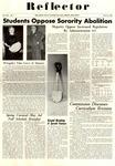 The Reflector, Vol. 26, No. 11, April 27, 1956