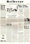 The Reflector, Vol. 27, No. 2, October 12, 1956