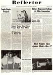 The Reflector, Vol. 27, No. 4, November 8, 1956