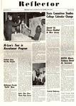 The Reflector, Vol. 27, No. 10, March 25, 1957