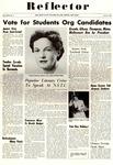The Reflector, Vol. 27, No. 11, April 8, 1957