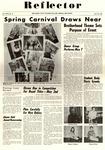 The Reflector, Vol. 27, No. 12, April 25, 1957