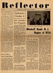 The Reflector, Vol. 1, No. 2, September 29, 1958