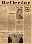 The Reflector, Vol. 1, No. 6, October 27, 1958