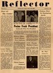 The Reflector, Vol. 1, No. 9, November 17, 1958