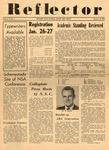 The Reflector, Vol. 11, No. 1, January 12, 1959