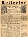 The Reflector, Vol. 1, No. 17, March 23, 1959