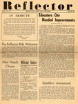 The Reflector, Vol. 1, No. 22, May 18, 1959 by Newark State College