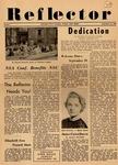 The Reflector, Vol. 1, No. 1, September 22, 1958