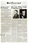 The Reflector, Vol. 3, No. 3, October 11, 1960