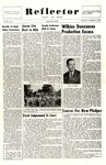 The Reflector, Vol. 3, No. 2, October 12, 1960