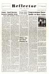 The Reflector, Vol. 3, No. 5, October 25, 1960