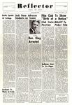The Reflector, Vol. 3, No. 6, November 1, 1960