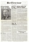 The Reflector, Vol. 3, No. 7, November 8, 1960