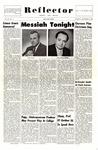 The Reflector, Vol. 3, No. 11, December 6, 1960