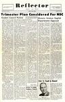The Reflector, Vol. 3, No. 15, January 31, 1961
